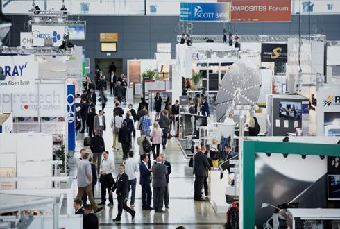 2018年欧洲国际复合材料展