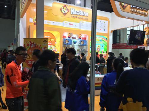 2018上海第六届儿童生活体验品牌展览会