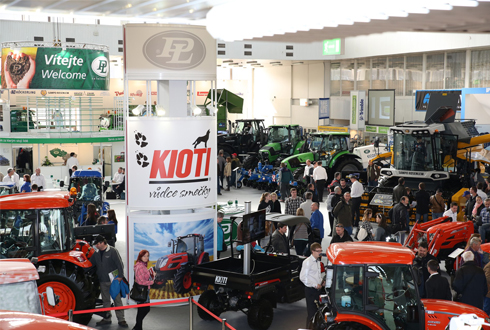 2018年捷克国际农业机械展