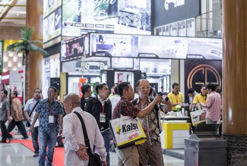 2019年印尼雅加达国际建材及技术展