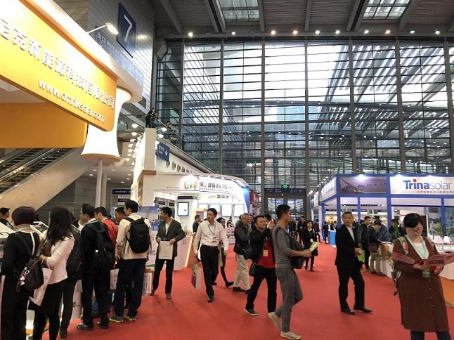 2018第二届中国(深圳)国际太阳能光伏展览会