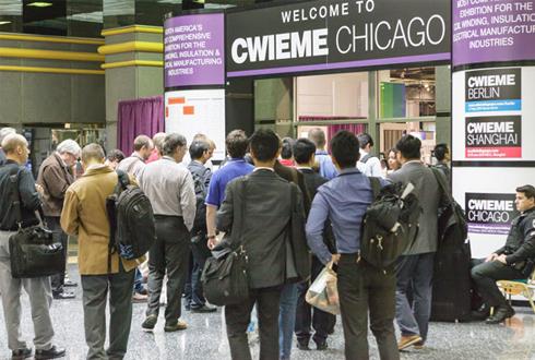2018年美国芝加哥国际线圈、电机、绝缘材料及电器制造展