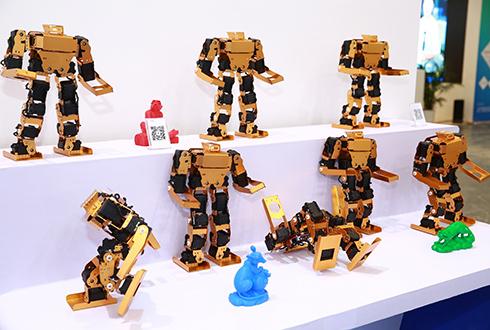 CIS 2018第二届中国国际少儿智能科技产品及教育机器人展览会