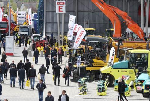 2018年波蘭國際工程機械和特殊交通車輛展