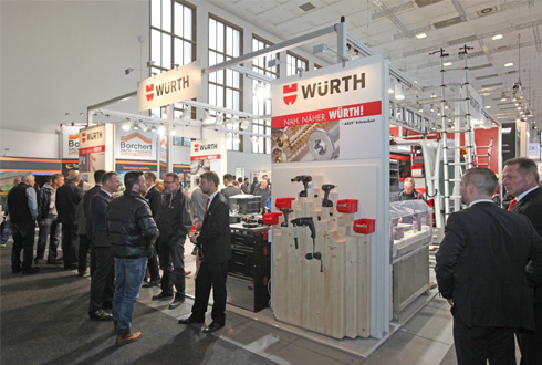2018年德国柏林国际建筑建材展览会