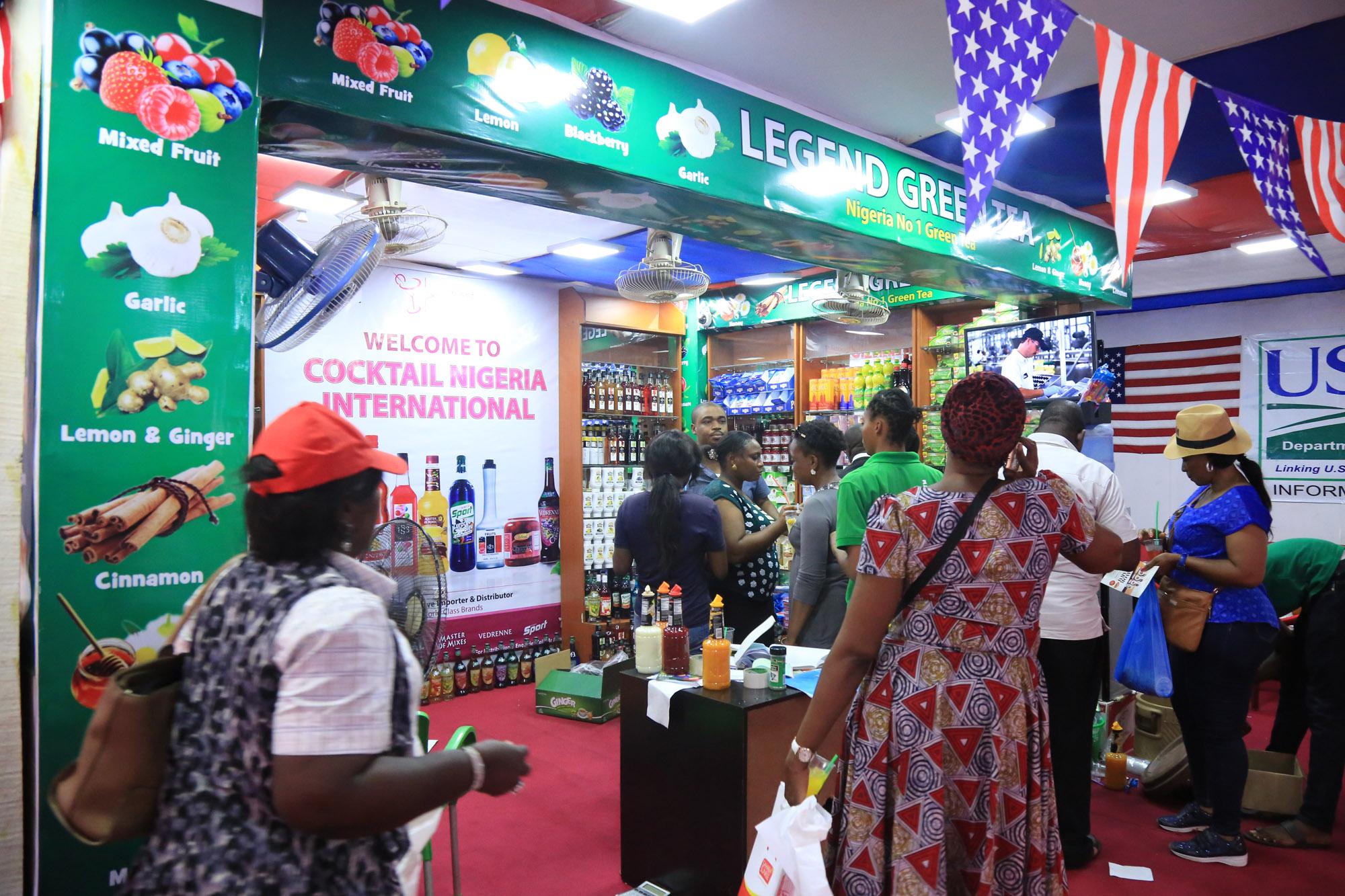 2018中国(尼日利亚)产能合作品牌展览会