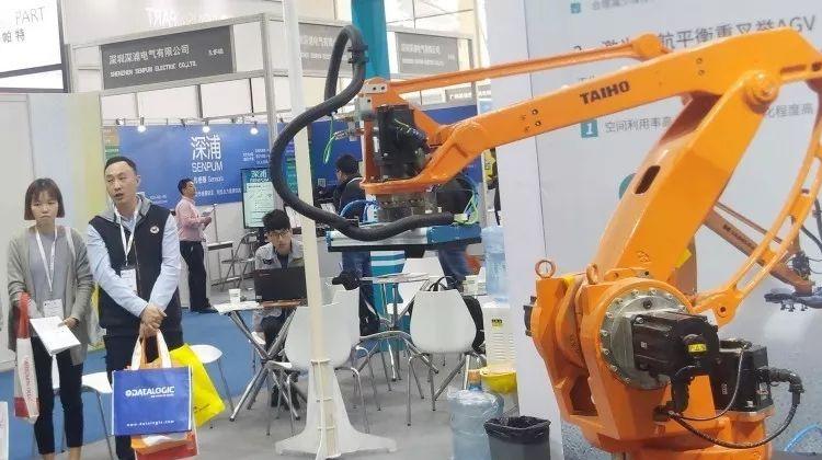 自動化展——SIAF廣州自動化展覽會