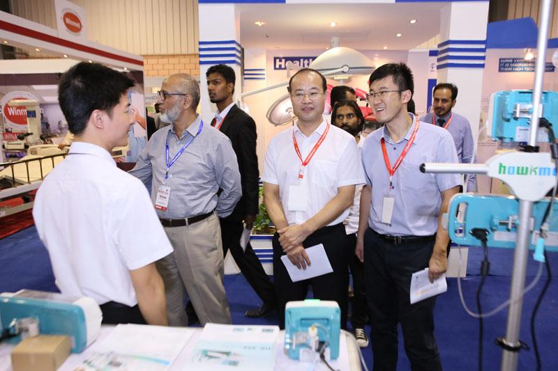 2018年巴基斯坦国际制药展览会