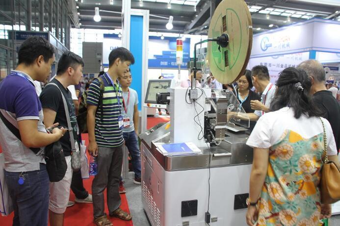ICH 2017深圳国际连接器及线缆线束加工展会19日在深圳盛大开幕