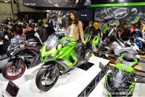 摩托展——缅甸国际摩托车及配件展