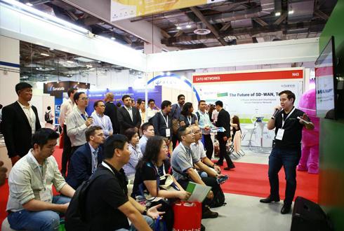 2018年亚洲网络安全博览会