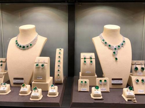 珠宝展——香港珠宝展