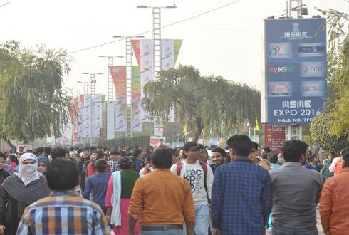 2018年印度国际贸易博览会