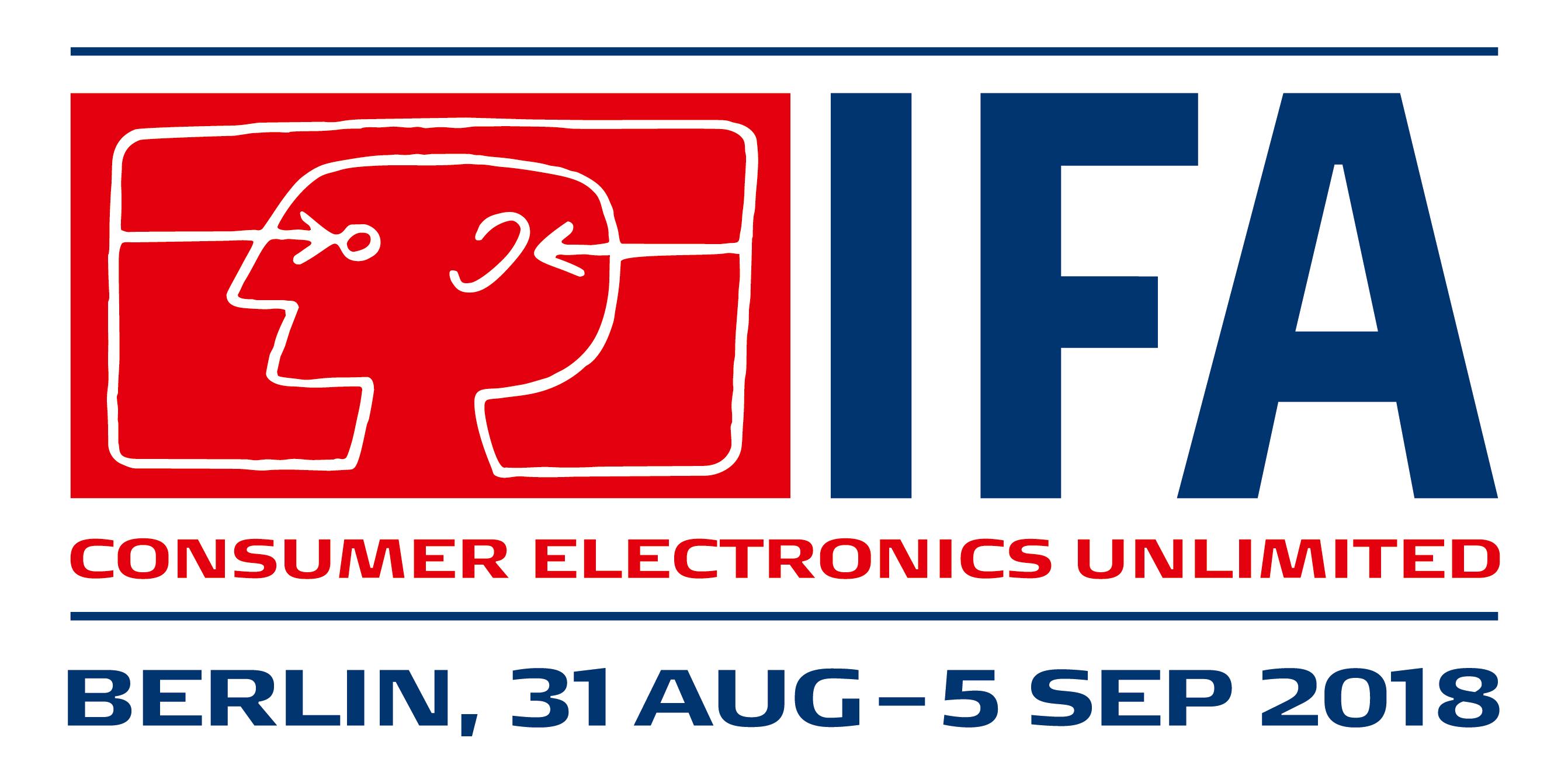 2018年德国柏林国际电子消费品及家电展览会