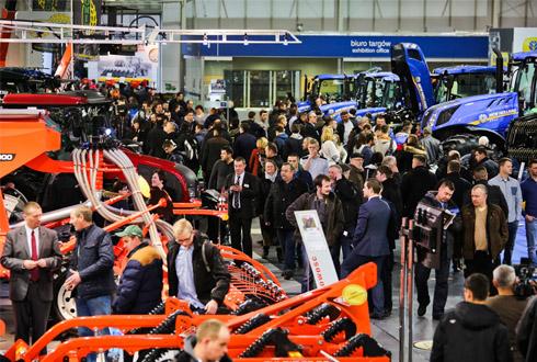 2018 年波蘭(波茲南)國際農業機械及農業技術展
