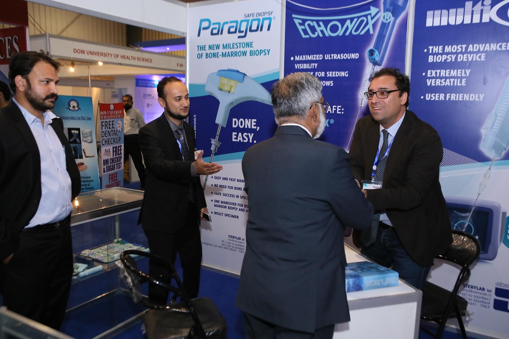 2018年巴基斯坦国际牙科展览会