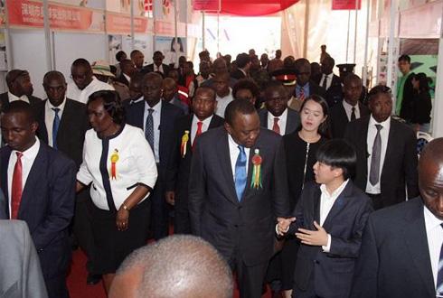 2018年肯尼亚内罗毕国际贸易展览会