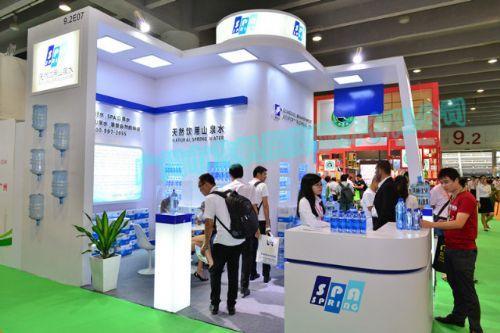 2018第八届上海国际高端饮用水展览会