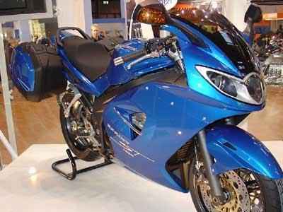 摩托车展——英国伯明翰摩托车展