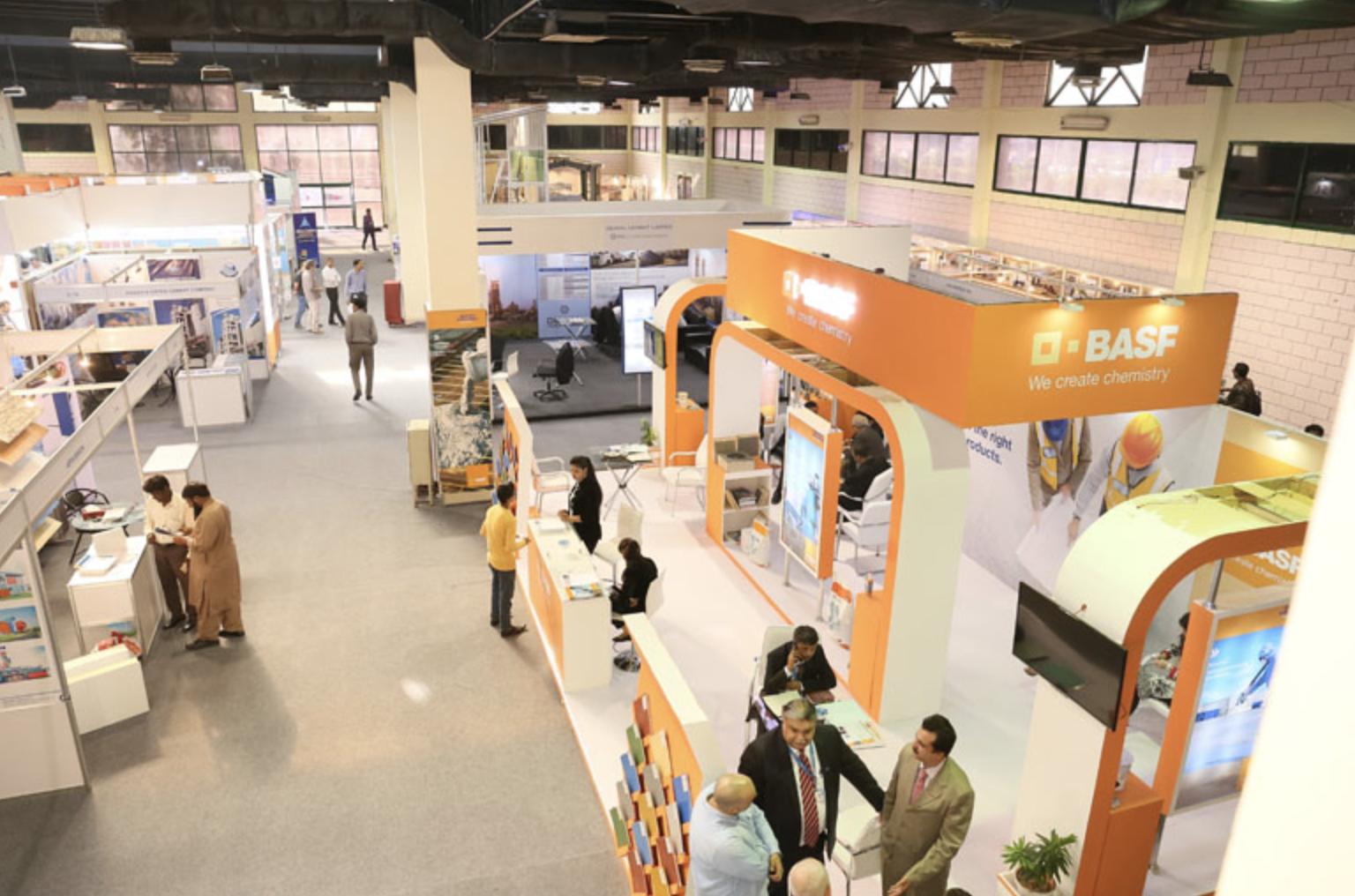 2018年中国—巴基斯坦经济走廊建筑博览会