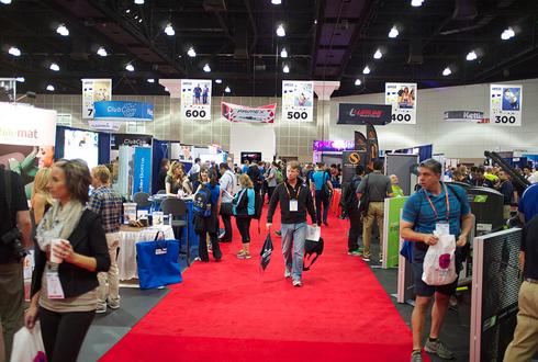 2019年美国国际健身器材贸易博览会